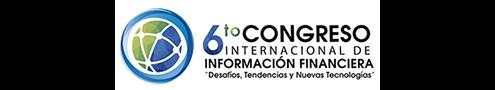6to congreso Internacional de Información Financiaera
